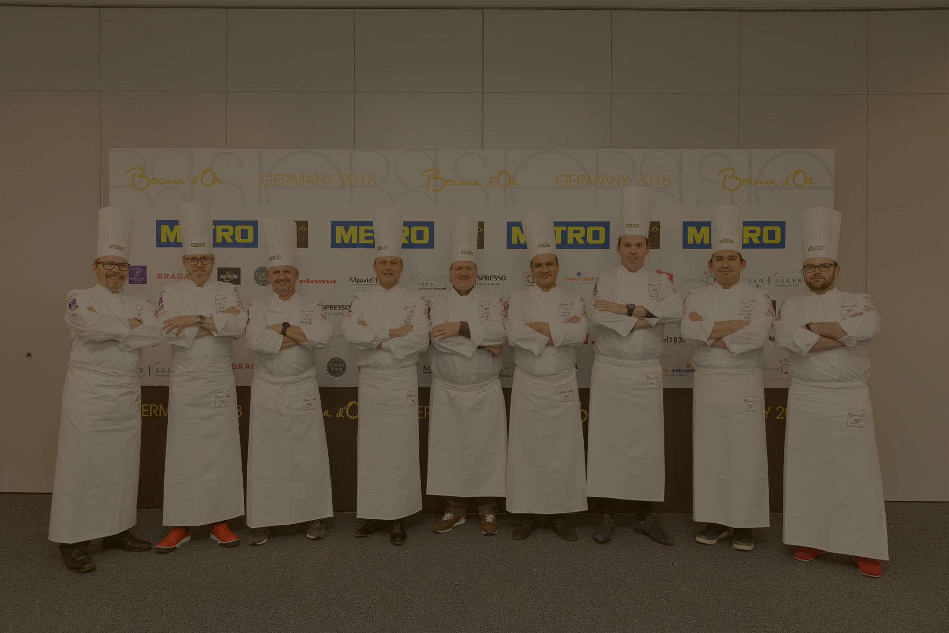BOCUSE D'OR Germany 2018